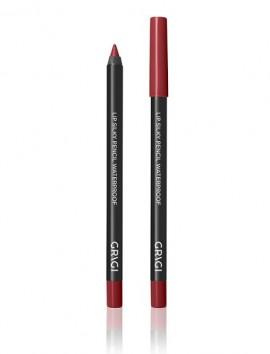 Grigi Waterproof Lip Silky Pencil No 01 Red Wine