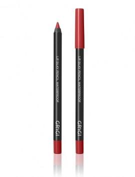 Grigi Waterproof Lip Silky Pencil No 02 Red