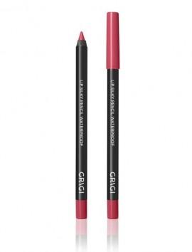 Grigi Waterproof Lip Silky Pencil No 07 Dark Coral