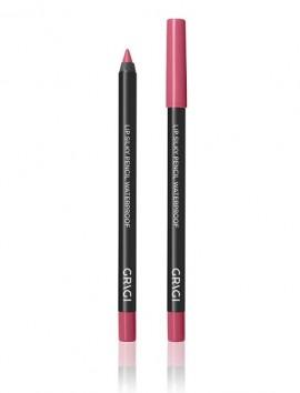 Grigi Waterproof Lip Silky Pencil No 10 Pink Fuchsia
