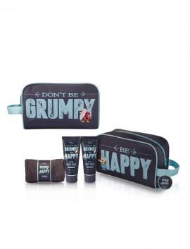 Disney Grumpy Wash Bag Set