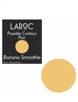 LaRoc Magnetic Powder Contour Pan Banana Smoothie (4g)