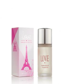 Milton Lloyd Love Women Parfum De Toilette Spray 55ml