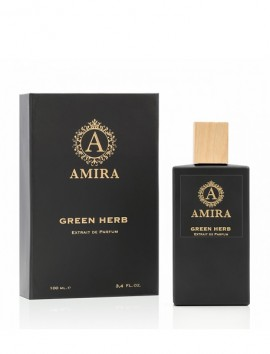 Amira Parfums Green Herb Men Extrait De Parfum Spay 100ml