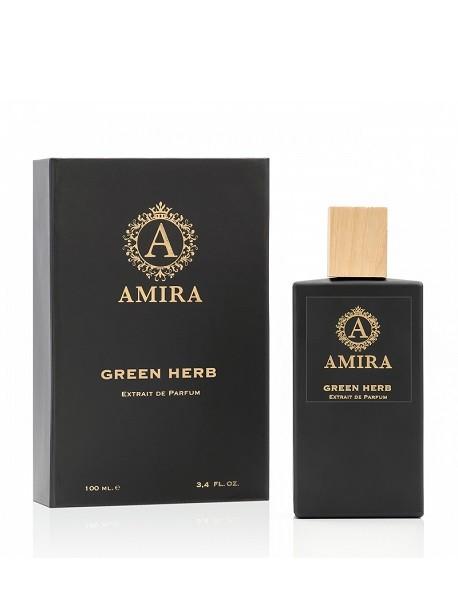 Amira Parfums Green Herb Men Extrait De Parfum Spay 100ml