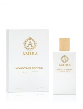 Amira Parfums Mountain Coffee Unisex Extrait De Parfum Spay 100ml
