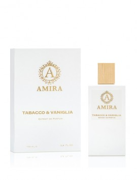 Amira Parfums Tabacco & Vaniglia Unisex Extrait De Parfum Spay 100ml