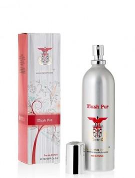 Les Perles Aluminum Parfum Musk Pur Unisex Eau De Parfum Spray 150ml