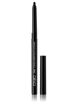 Grigi Smooth Eyeliner Pencil Pro Νο 01 Black