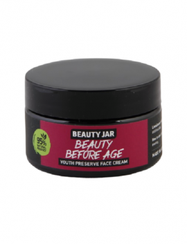 Beauty Jar BEAUTY BEFORE AGE Youth Preserve Face Cream (60ml)
