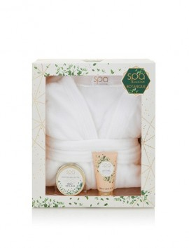 Style & Grace Spa Botanique Relaxing Robe Set