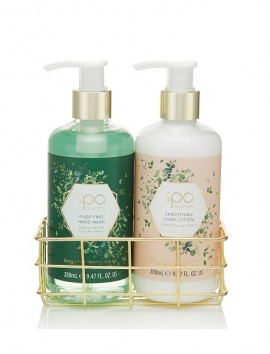 Style & Grace Spa Botanique Luxury Handcare Set