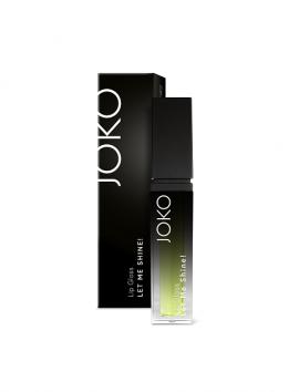 Joko Let Me Shine Lip Gloss No 02 (5ml)