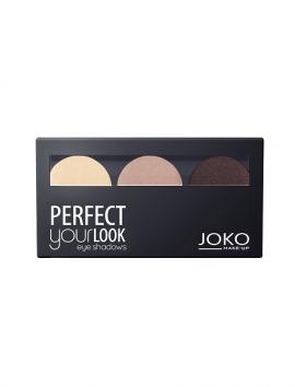 Joko Perfect Your Look Eyeshadows Trio No 300