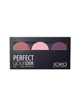 Joko Perfect Your Look Eyeshadows Trio No 301