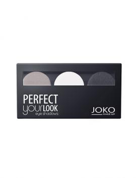 Joko Perfect Your Look Eyeshadows Trio No 302