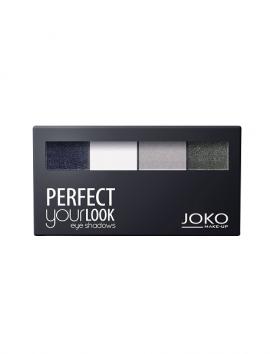 Joko Perfect Your Look Eyeshadows Quattro No 400 (5g)