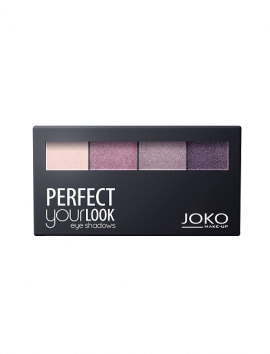 Joko Perfect Your Look Eyeshadows Quattro No 401 (5g)