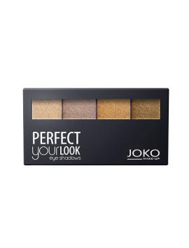 Joko Perfect Your Look Eyeshadows Quattro No 402 (5g)