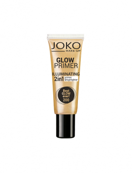 Joko Glow Primer Brightening Emulsion No 200 Best Glow Ever! (25ml)