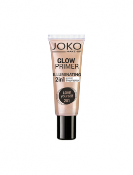 Joko Glow Primer Brightening Emulsion No 201 Love Yourself (25ml)