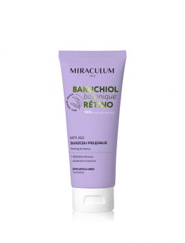 Miraculum Bakuchiol Anti-Age Exfoliates & Cares Facial Peeling 100ml