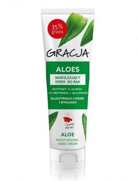 Gracja Aloe Moisturizing Hand Cream 100ml