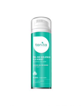 Tanita Shaving Gel For Women With Aloe Vera