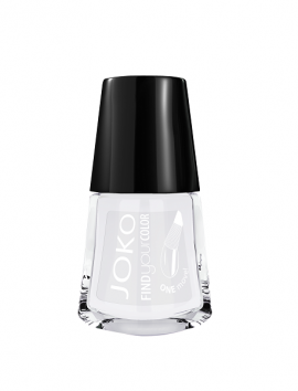 Joko Find Your Color Nail Polish No 102 White Star (10ml)