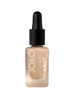 Joko Liquid Highlighter Joy & Glow No 2 Honeymoon