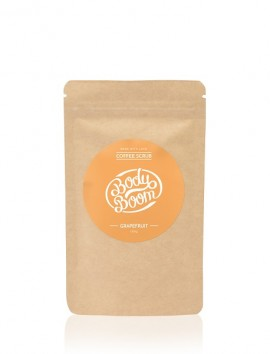 BodyBoom Coffee Scrub GRAPEFRUIT (100ml)