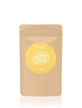 BodyBoom Coffee Scrub BANANA 100ml