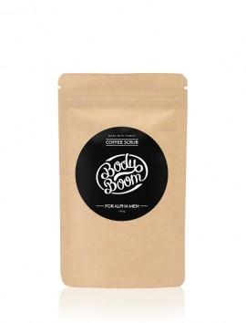 BodyBoom Coffee Scrub FOR ALPHA MEN 200ml