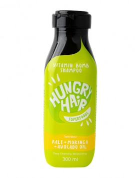 Hungry Hair Detox Cleansing Shampoo 300ml