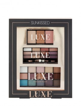 Sunkissed Luxe Cosmetics Gift Set