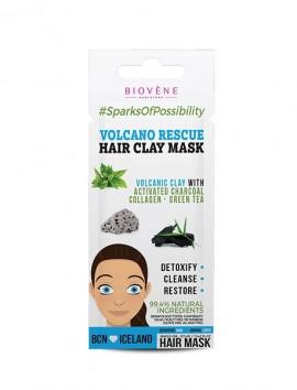 Biovene Volcano Rescue Hair Clay Mask (12.5ml)