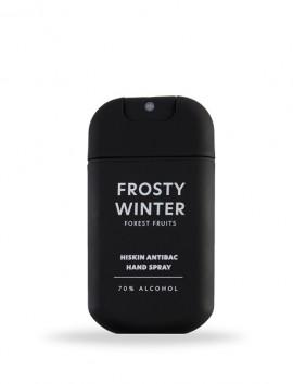 HiSkin Frosty Winter FOREST FRUITS 70% Alcohol Antibac Hand Spray 30ml