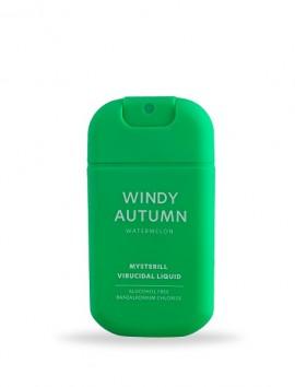HiSkin Windy Autumn WATERMELON Alcohol Free Mysterill Virucidal Liquid Spray 30ml