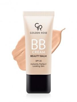 Golden Rose BB Cream Beauty Balm No 02 Fair (30ml)
