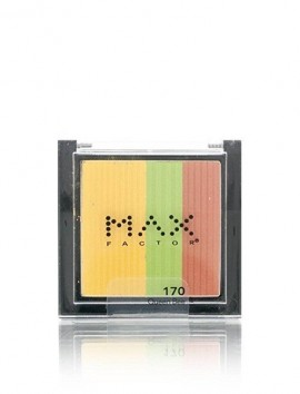 Max Factor Max Effect Trio Eyeshadow No 170 Queen Bee (3.5gr)