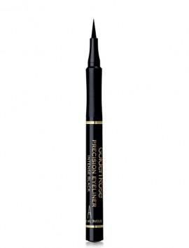 Golden Rose Precision Eyeliner Black