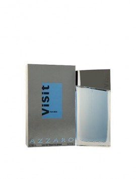 Azzaro Visit Men Eau De Toilette Spray 100ml