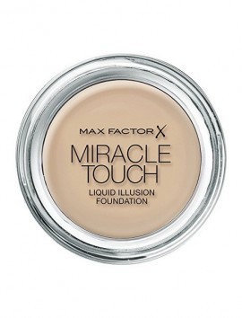 Max Factor Miracle Touch Liquid Illusion Foundation No 70 Natural (11.5gr)