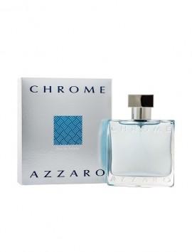 Azzaro Chrome Men Eau De Toilette Spray 100ml