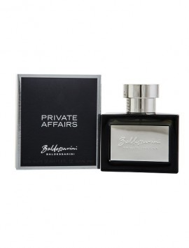 Baldessarini Private Affairs Men Eau De Toilette Spray 90ml