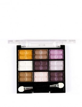 Laval Palette Eye Shadows Dusk To Dawn Collection