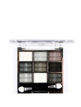 Laval Palette Eye Shadows Grey Collection