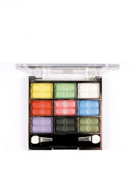 Laval Palette Eye Shadows Mixed Collection