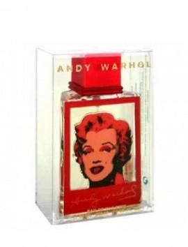 Andy Warhol Marilyn Rouge Women Eau De Toilette Spray 50ml