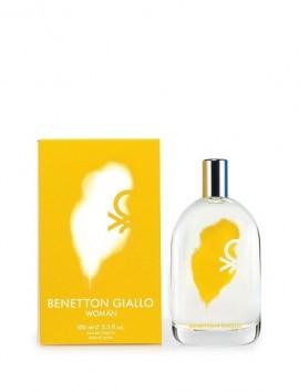 Benetton Giallo Women Eau De Toilette Spray 30ml